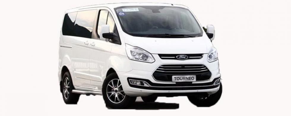TOURNEO TREND 2.0L AT